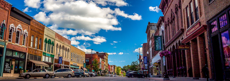 Main Street Living City Image