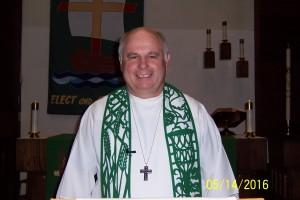 Rev. Bret Bierman