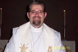 Rev. Dr. Cory Rajek