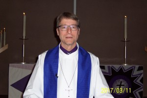 Rev. Ray Greenseth