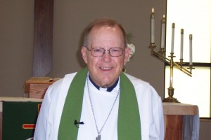 Rev. John Fries