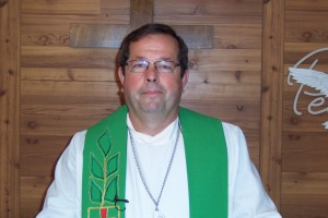Rev. Matthew Nix