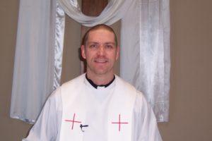 Rev. Luke Edwards